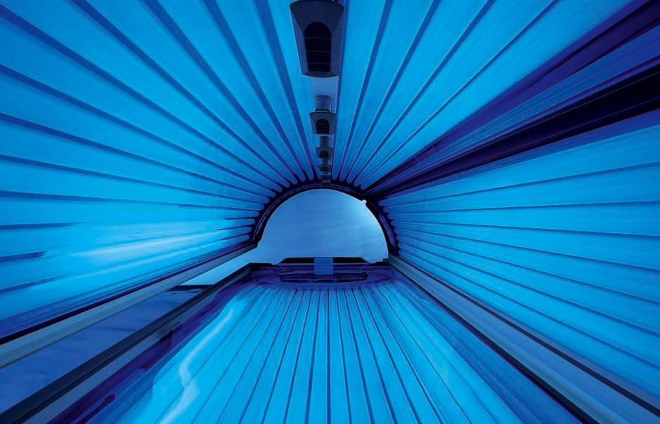 Zonnestudio SunVital Maarssen - Ergoline 500S zonnebank