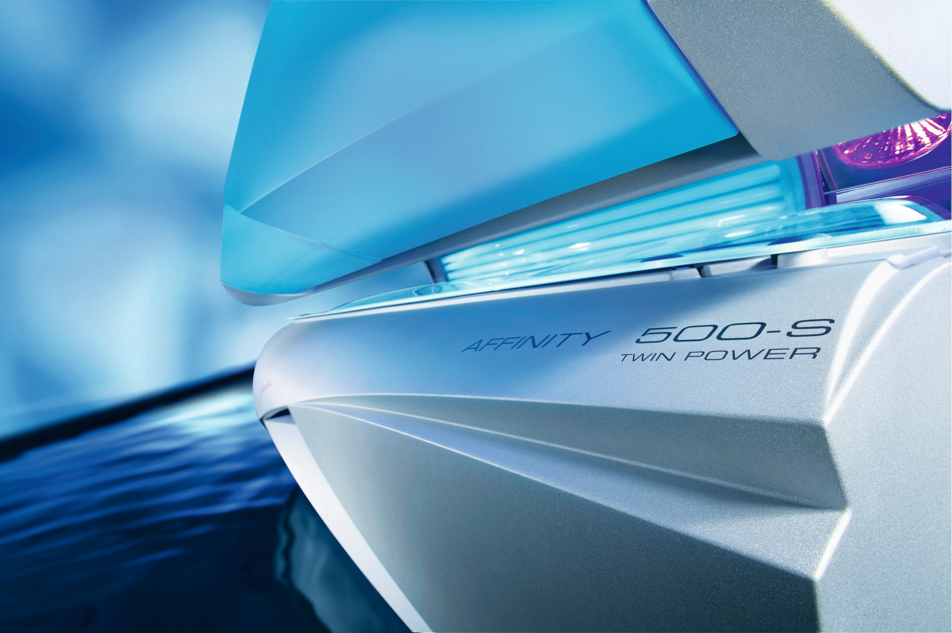 Zonnestudio SunVital Maarssen - Ergoline 800S zonnebank