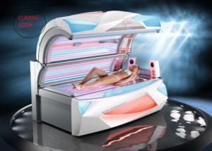 Zonnebank Prestige Light Vision Zonnestudio Sun Vital Maarssen
