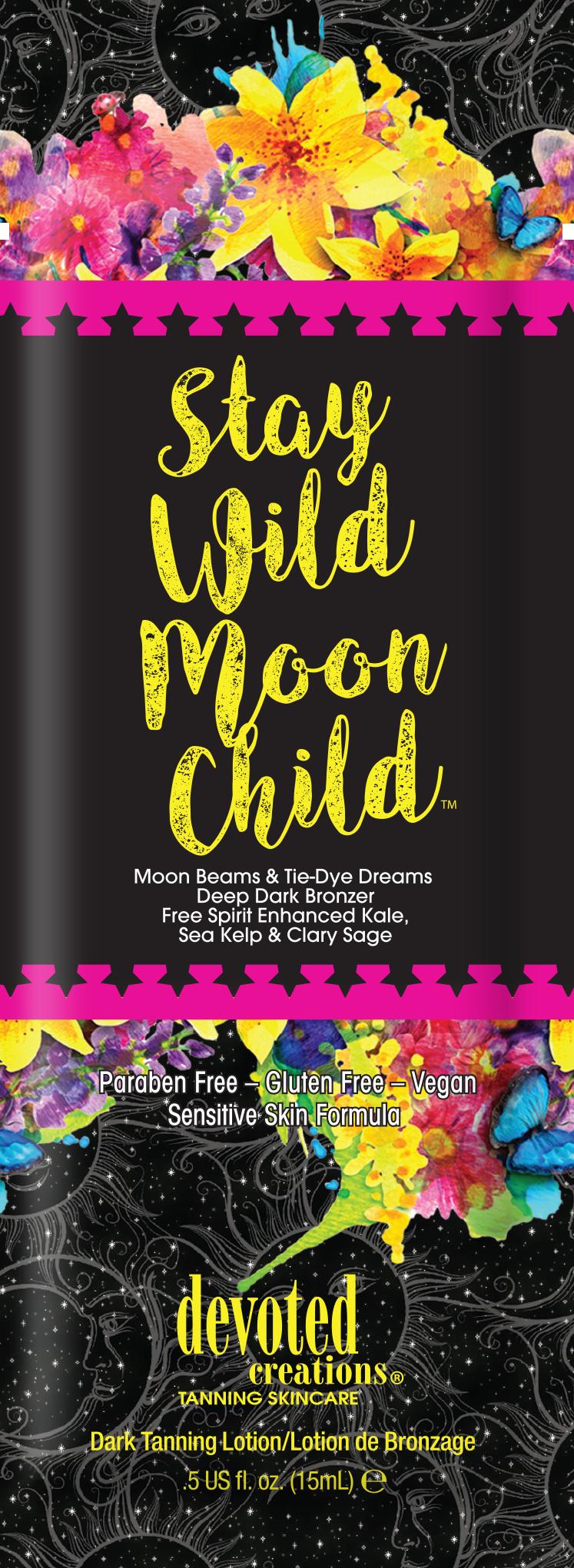 Devoted Creations stay wild moon child - Zonnestudio Sunvital Maarsen